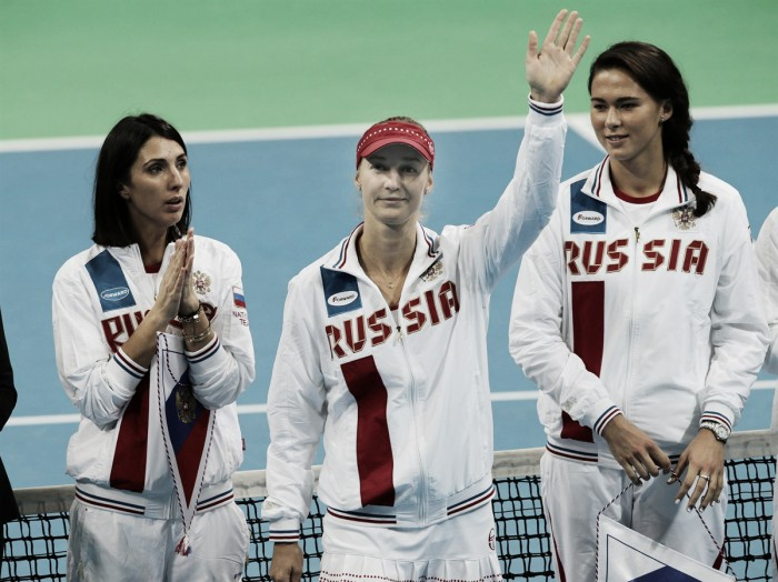 Fed Cup: Russia aims to return to World Group after defeating Chinese Taipei 4-1