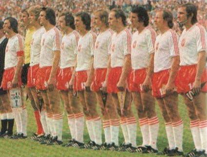 Historia de la selección polaca: los años 70 como espejo
