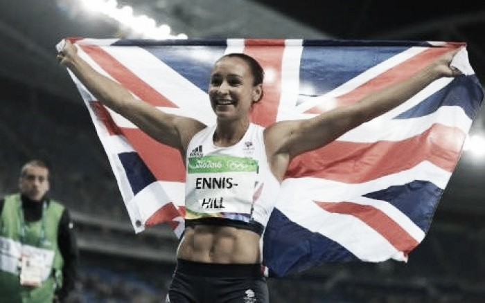 Rio 2016: Ennis-Hill misses out on gold by two seconds