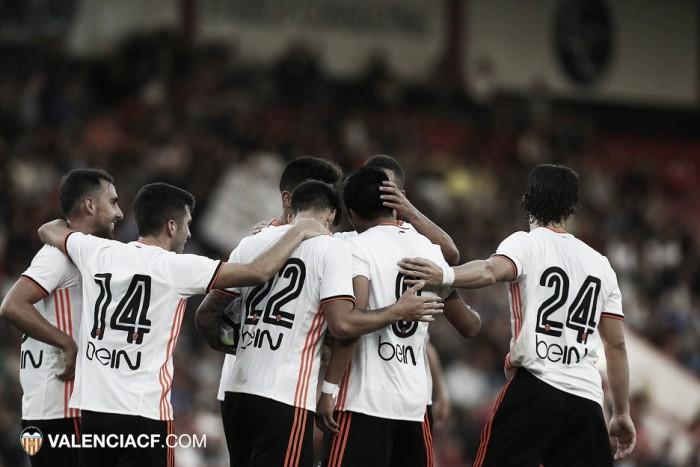 Crystal Palace - Valencia: los ches, a prolongar las buenas sensaciones