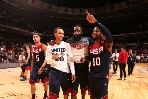 Team USA Roster For 2014 FIBA World Cup Finalized