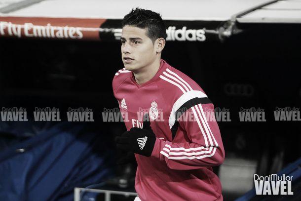 """James: """"Cristiano Ronaldo es un diez, dentro y fuera de la cancha"""""""