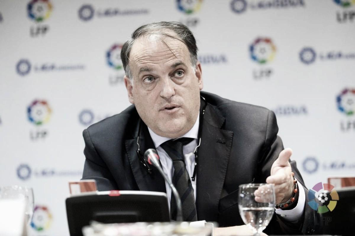 El Málaga recaudará casi 20 millones de LaLiga por el descenso