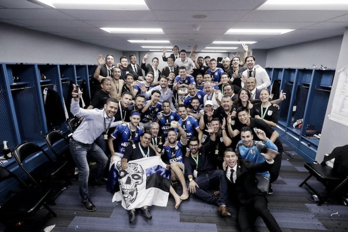 Gallos Blancos recibe al histórico Santos de Brasil