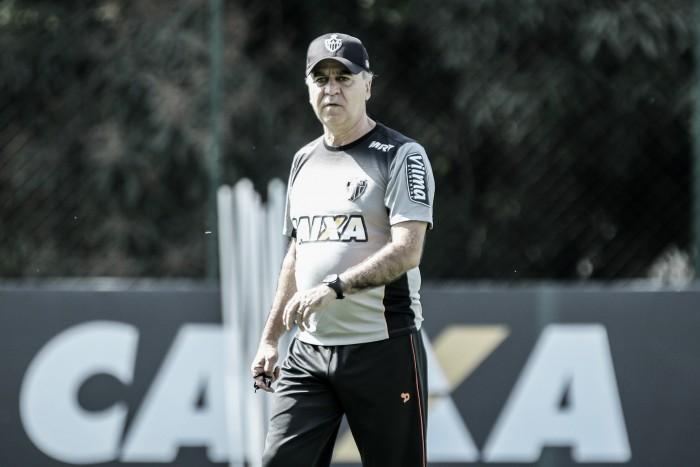 Marcelo Oliveira estipula meta no Atlético-MG: terminar primeiro turno no G-4