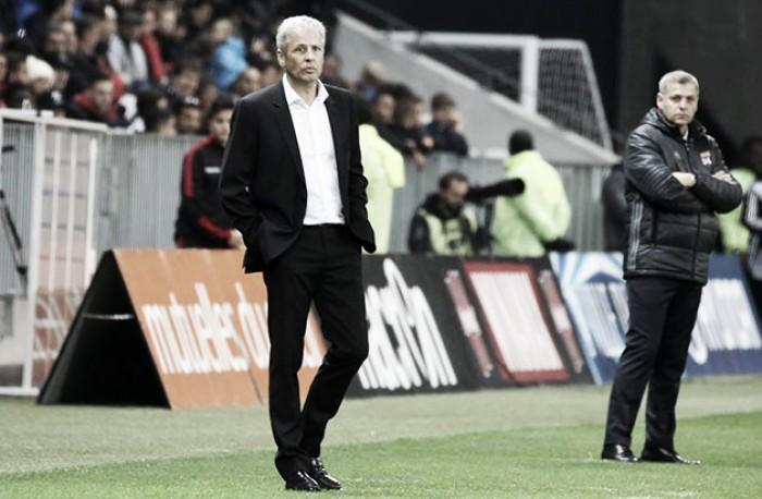 """Lucien Favre comenta vantagem do Nice na liderança da Ligue 1: """"Está começando a ficar sério"""""""