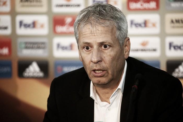 """Lucien Favre analisa segunda derrota do Nice na Europa League: """"Krasnodar explorou nossos erros"""""""