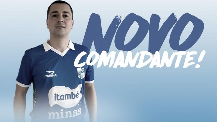 Benvenuto! Itambé/Minas anuncia contratação do técnico italiano Nicola Negro