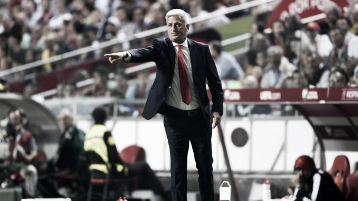 """Técnico Petkovic exalta amistosos da Suíça contra Grécia e Panamá: """"Importante trabalhar muito"""""""
