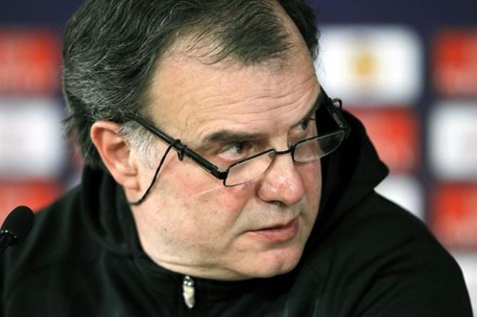 Bielsa: ''Perdimos ante un rival que está por debajo de nuestro nivel''