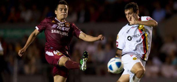 Resultado Leones Negros - Estudiantes Tecos en Final Ascenso 2014 (1-1)