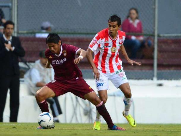 Resultado Necaxa - Tecos en Liguilla Ascenso MX 2014 (0-0)
