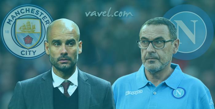 Ladrão de ideia x expoente da nova safra: Guardiola e Sarri colocam conceitos à prova