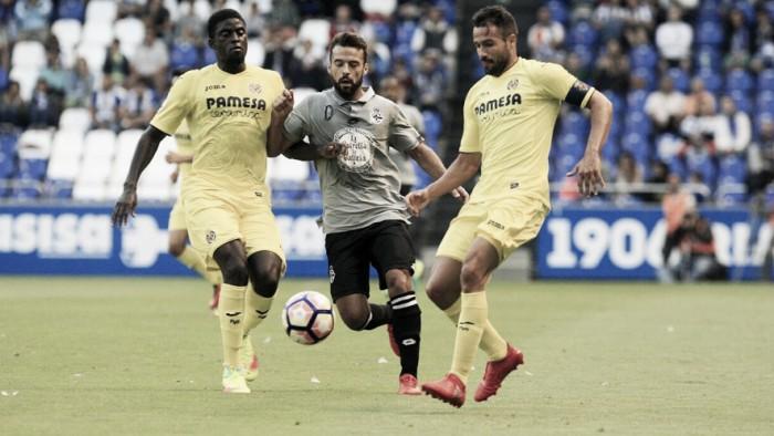 El Villarreal pierde el Teresa Herrera y a Soldado