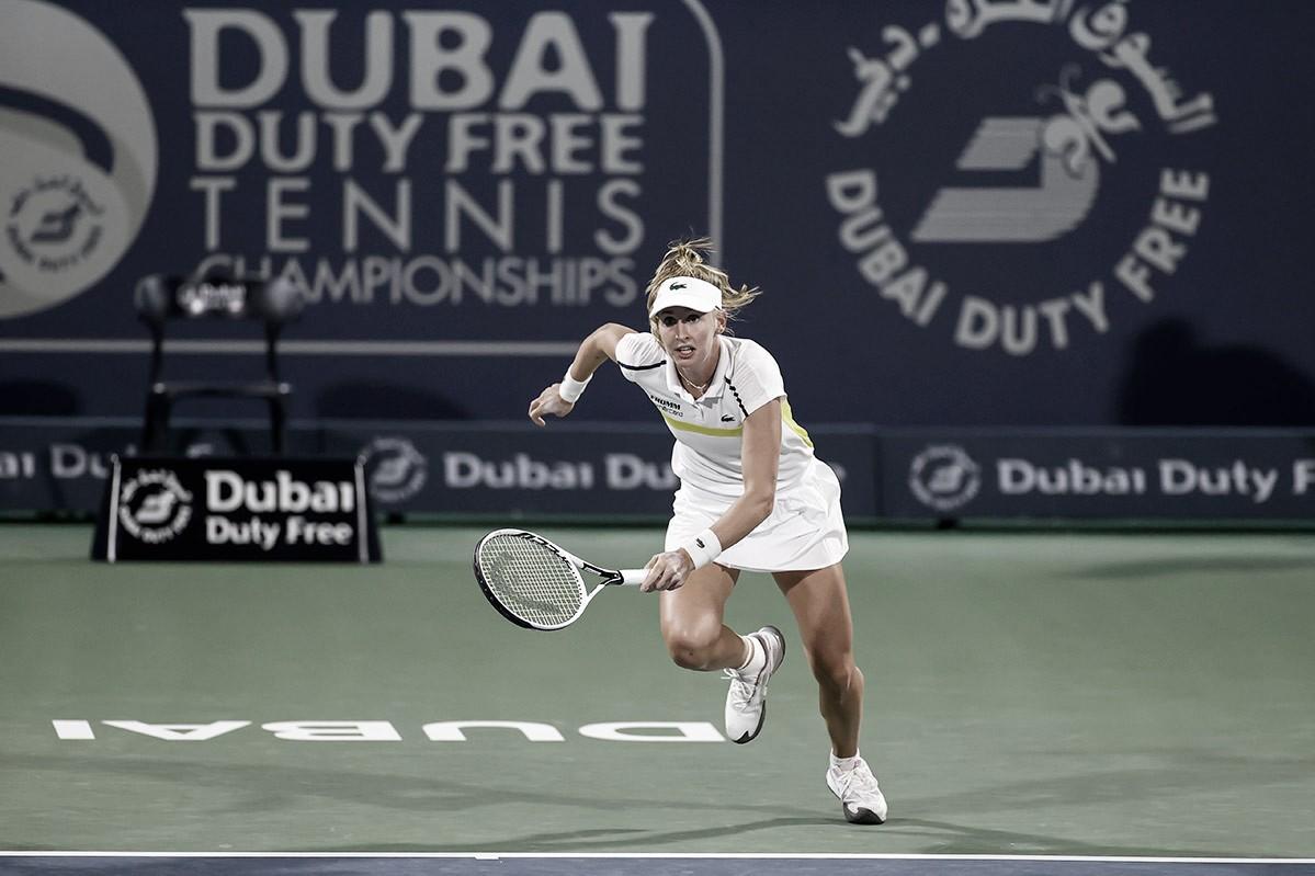 Teichmann consegue revanche contra Gauff e vai às semifinais em Dubai