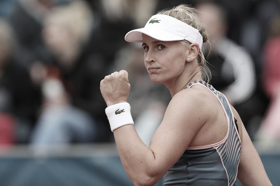 Teichmann surpreende em Praga e elimina Kuznetsova