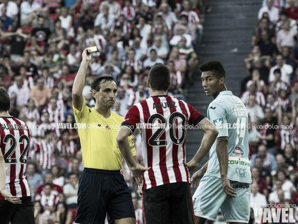 Teixeira Vitienes para el Córdoba - Athletic