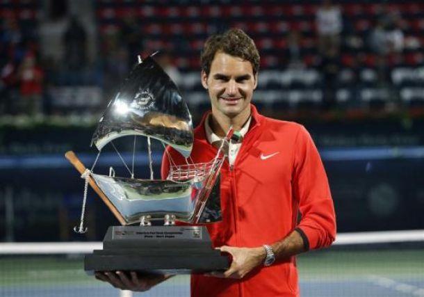 ATP Dubai : Le 7ème sacre de Federer