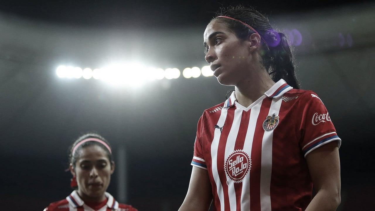 """Carolina Jaramillo: """"Tuve la oportunidad de salir de Chivas"""""""