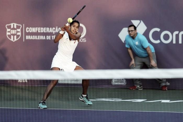 Brasil Tennis Cup: Jankovic e Paula Gonçalves avançam; Teliana é eliminada