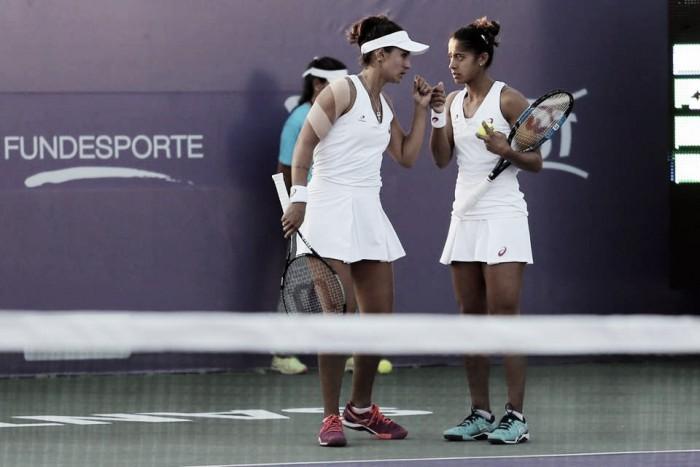 Brasil Tennis Cup: Teliana Pereira e Paula Gonçalves perdem nas duplas; Osaka avança