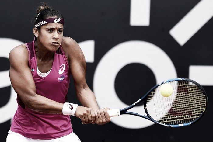 Teliana Pereira, a esperança brasileira em Roland Garros