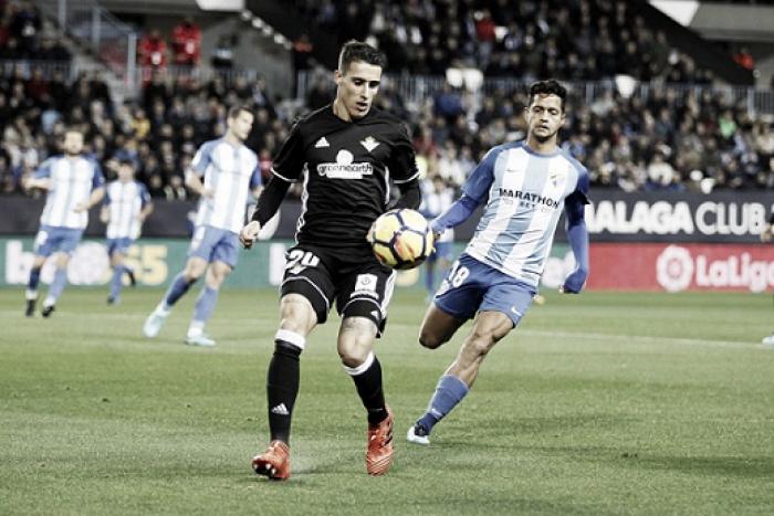 Málaga CF - Real Betis: Puntuaciones Real Betis, jornada 16