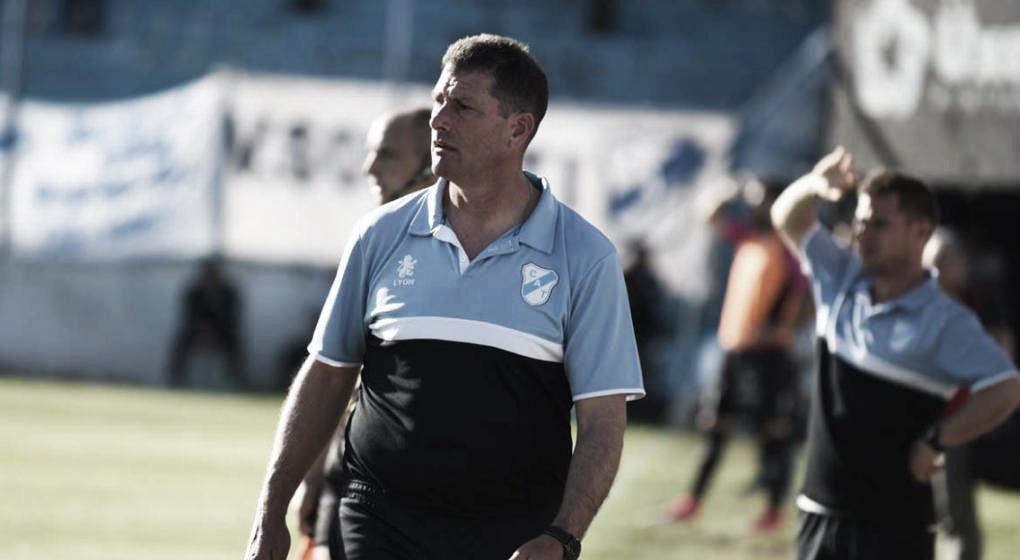 """Cristian Aldirico: """"Tenemos que mejorar la intensidad para soportar los partidos"""""""
