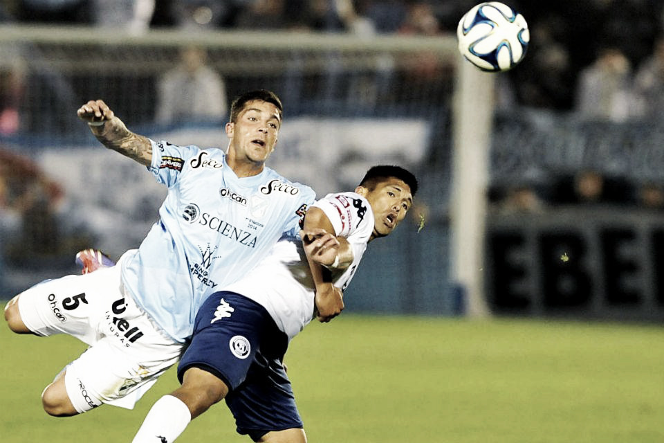 Corto historial ante Independiente Rivadavia