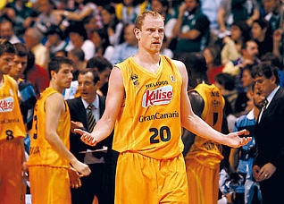 El CB Gran Canaria homenajeará a Jim Moran
