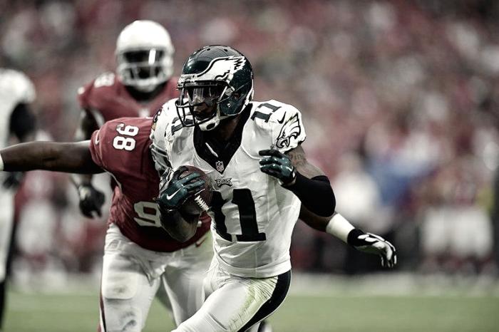 Top cinco jugadas ofensivas de los Eagles