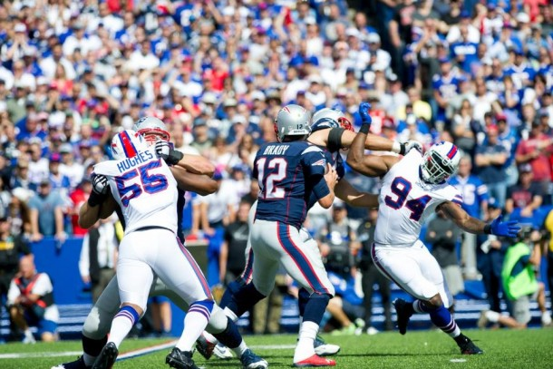 Buffalo Bills Aim To Be Perfect Spoilers Against New England Patriots