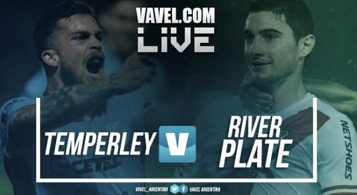 Temperley vs River Plate en vivo y en directo online por Superliga Argentina 2017