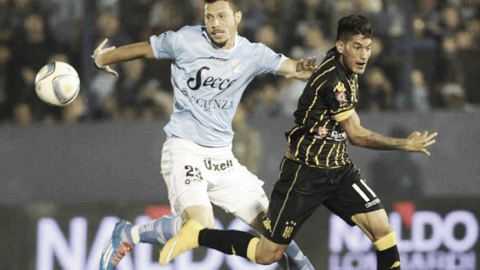 Historial Olimpo - Temperley