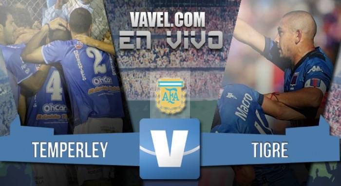 Temperley 2-0 Tigre: el Gasolero sigue en racha