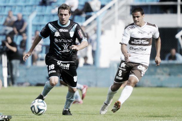 Resultado Temperley - Platense 2014 (1-0)