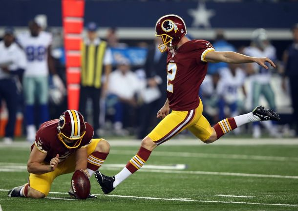 New Orleans Saints Sign Kai Forbath, Give Zach Hocker The Boot