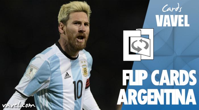 CARDS: relembre como era Argentina no último clássico contra Brasil pelas Eliminatórias