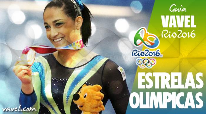 Rio 2016: conheça Daniele Hypolito, ginasta que participa de sua quinta Olimpíadaaos 31 anos