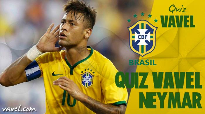 QUIZ VAVEL: Você sabe tudo sobre Neymar com a camisa do Brasil?