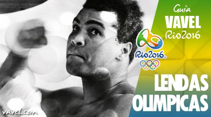 Lendas Olímpicas: conheça Muhammad Ali, o maior lutador da história