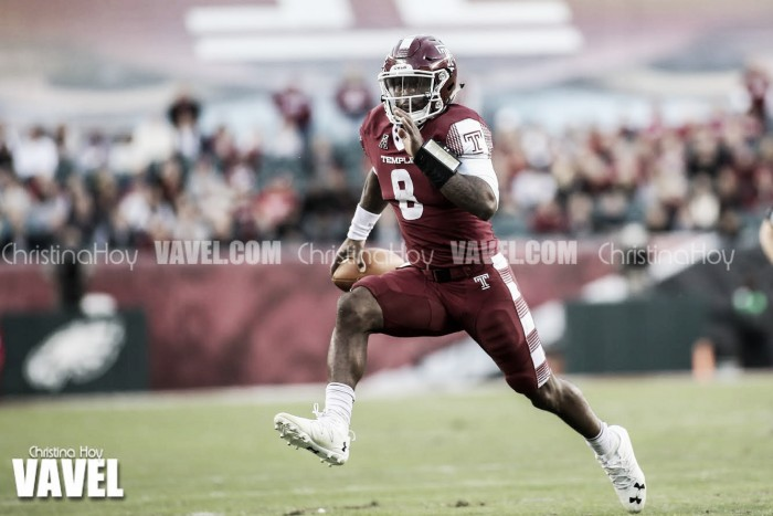 Temple Owls holds Cincinnati Bearcats scoreless in second half to win 34-13
