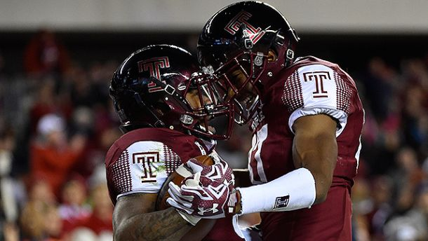 Monster Night From Jahad Thomas Keeps Temple Owls Undefeated In Win Over UCF Knights