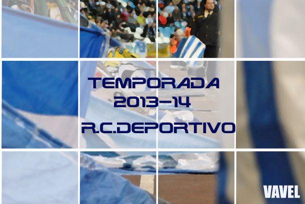 Puntuaciones del R.C.Deportivo de la Coruña 2013-14