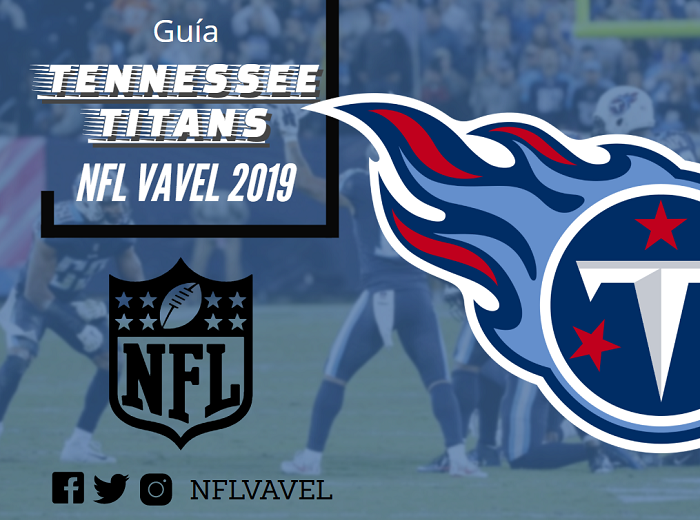 Guía NFL VAVEL 2019:Tennessee Titans