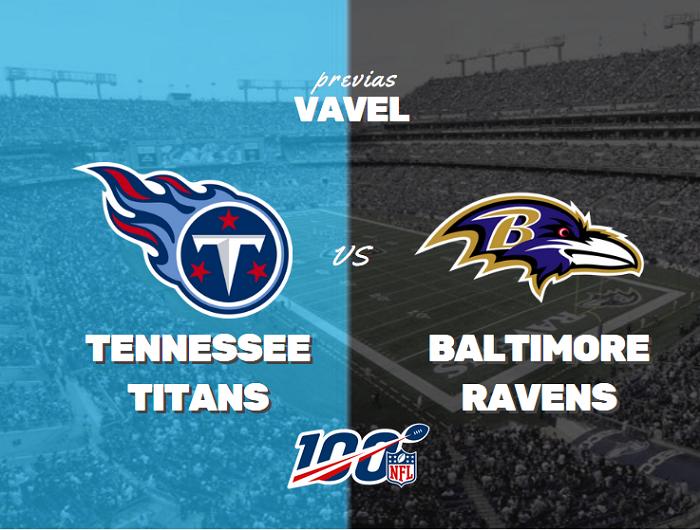 Razones para ver el Titans en Ravens de la Ronda Divisional