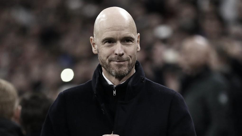 Borussia Dortmund já tem Erik ten Hag na mira para substituir Lucien Favre