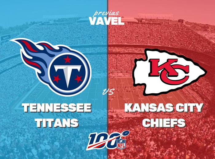 Previa Titans - Chiefs: ¿Seguirá la Cenicienta de la AFC?