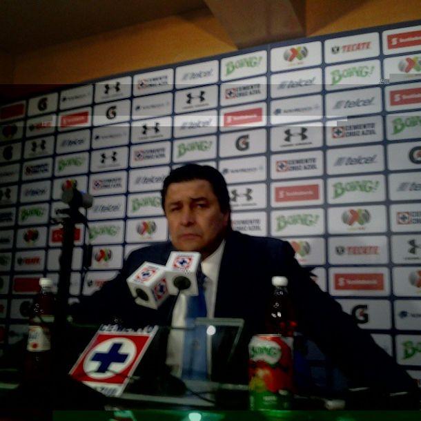 """Luis Fernando Tena: """"Es un fracaso"""""""