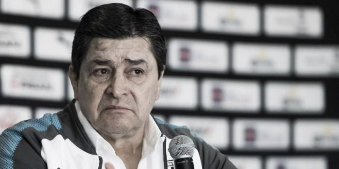 Luis Fernando Tena es un 'novato' en la lucha por no descender